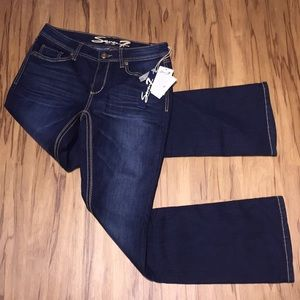 NWT Seven 7 Jeans Size 10 Boot Cut